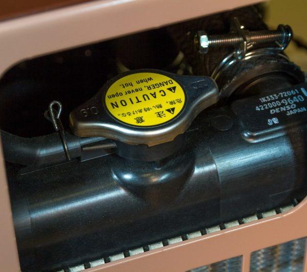Дизельный генератор TOYO TG-19TPC08