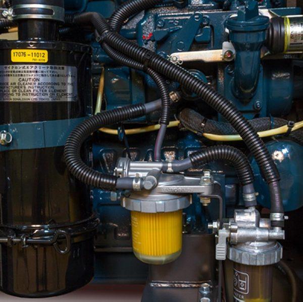 Дизельный генератор TOYO TG-19TPC09