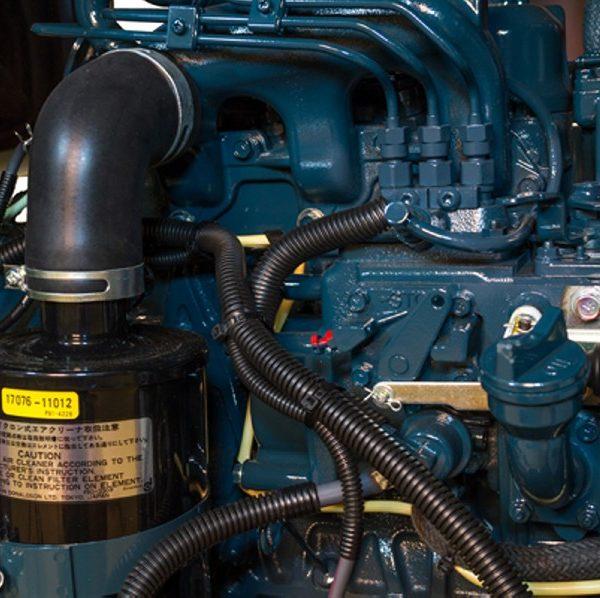 Дизельный генератор TOYO TG-19TPC11