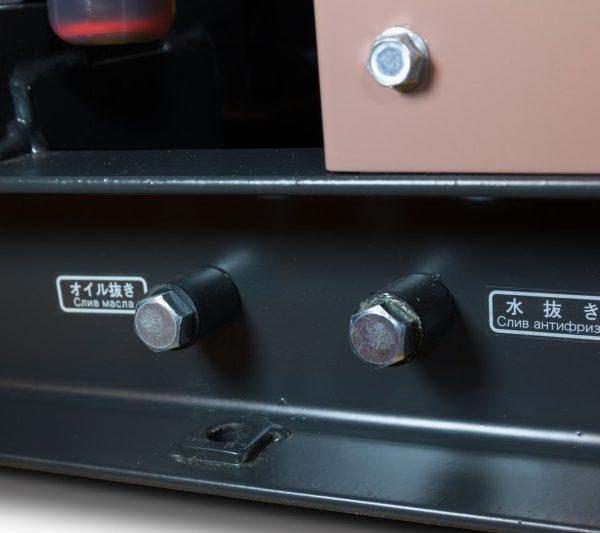 Дизельный генератор TOYO TG-19TPC18