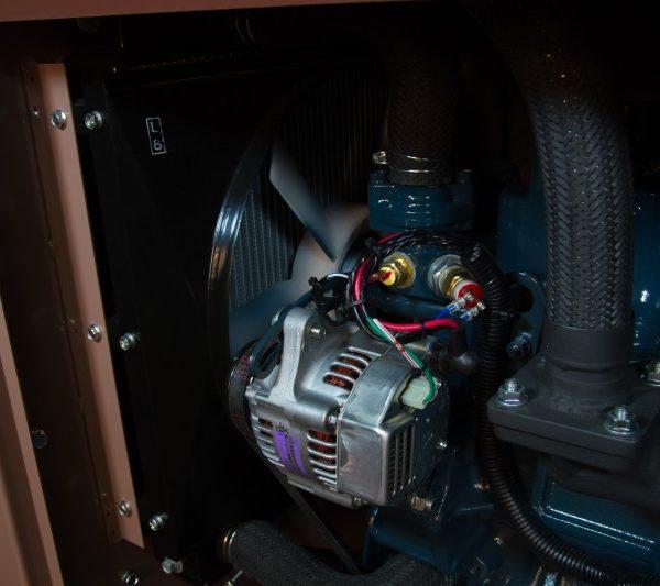 Дизельный генератор TOYO TG-19TPC23