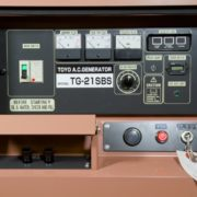 Дизельный генератор TOYO TG-21SBS01