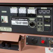 Дизельный генератор TOYO TG-21SBS04