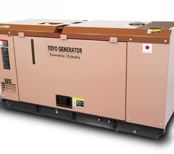 Дизельный генератор TOYO TG-21SBS10