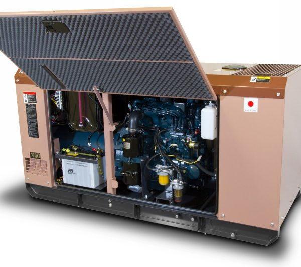 Дизельный генератор TOYO TG-21SBS11