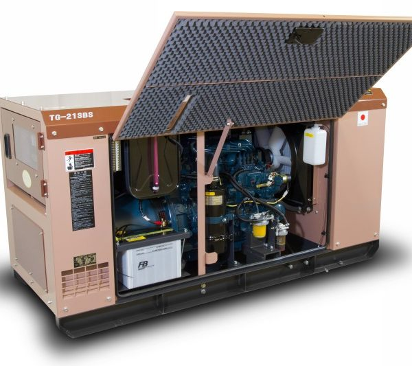 Дизельный генератор TOYO TG-21SBS12
