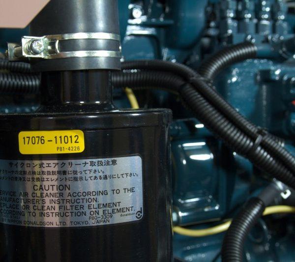 Дизельный генератор TOYO TG-21SBS18