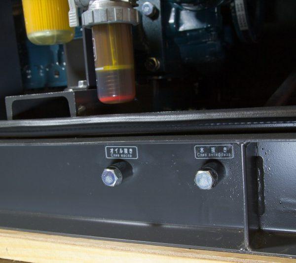 Дизельный генератор TOYO TG-21SBS21
