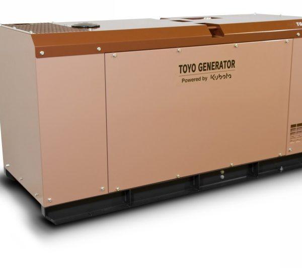 Дизельный генератор TOYO TG-21SBS24