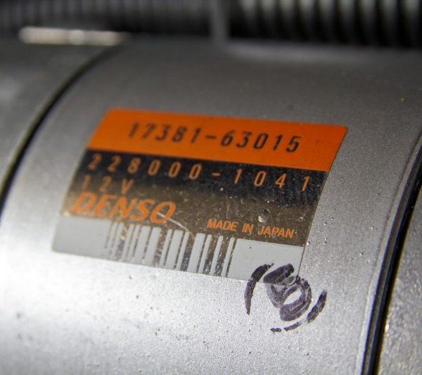 Дизельный генератор TOYO TG-21SBS33