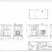 Дизельный генератор TOYO TG-21SPC04