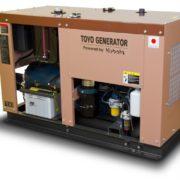 Дизельный генератор TOYO TG-21SPC06