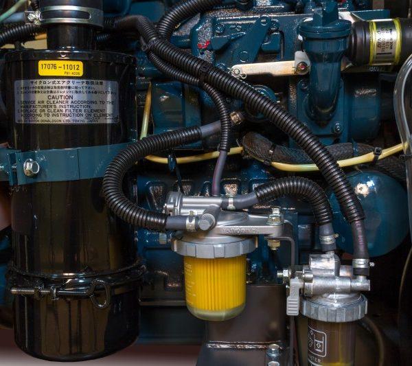 Дизельный генератор TOYO TG-21SPC17