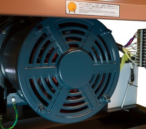 Дизельный генератор TOYO TG-21SPC26