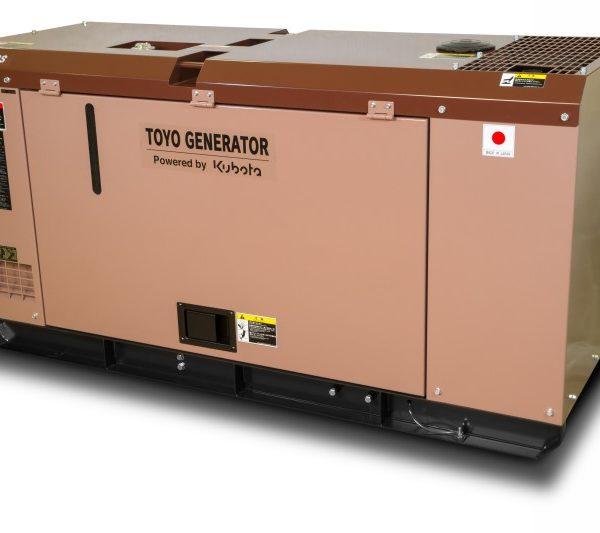 Дизельный генератор TOYO TG-28TBS09