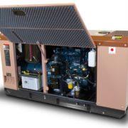 Дизельный генератор TOYO TG-28TBS10