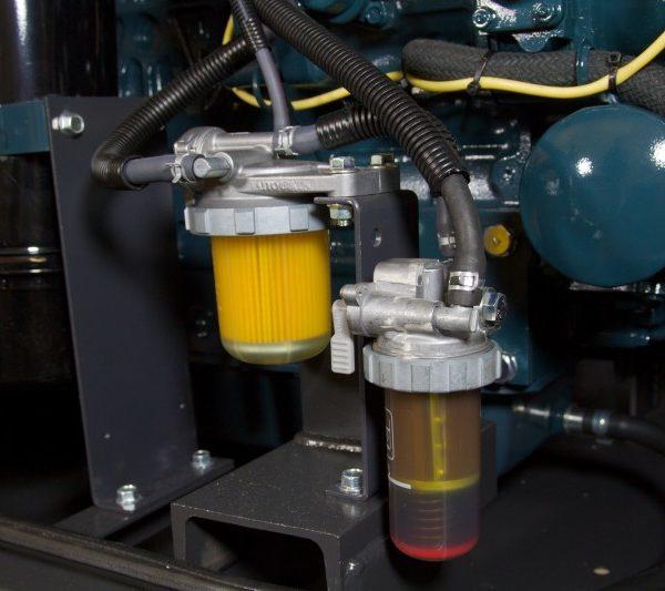 Дизельный генератор TOYO TG-28TBS16