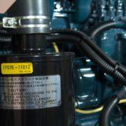 Дизельный генератор TOYO TG-28TBS17