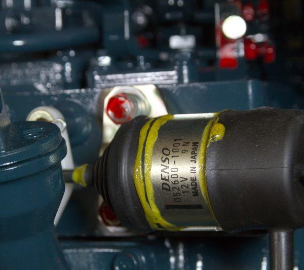 Дизельный генератор TOYO TG-28TBS19