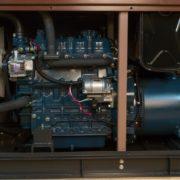 Дизельный генератор TOYO TG-28TBS23