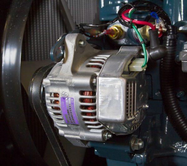Дизельный генератор TOYO TG-28TBS25