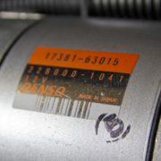 Дизельный генератор TOYO TG-28TBS28