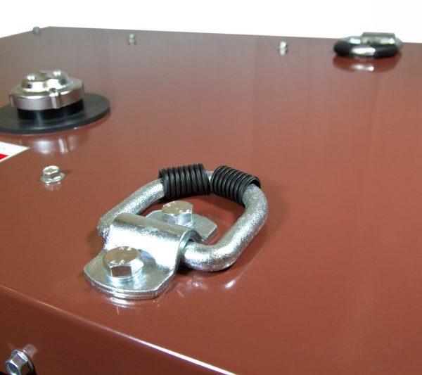 Дизельный генератор TOYO TG-28TPC05