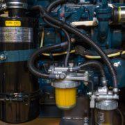 Дизельный генератор TOYO TG-28TPC10