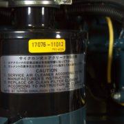 Дизельный генератор TOYO TG-28TPC13