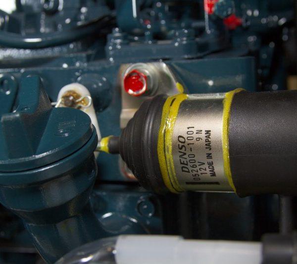 Дизельный генератор TOYO TG-28TPC14