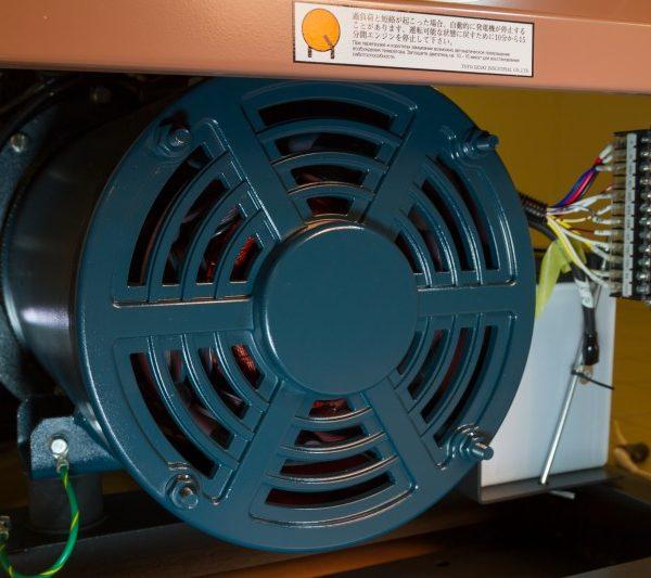 Дизельный генератор TOYO TG-28TPC15