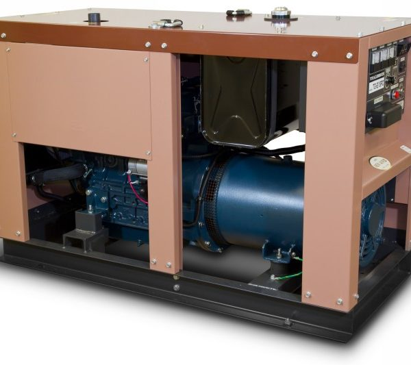 Дизельный генератор TOYO TG-28TPC17