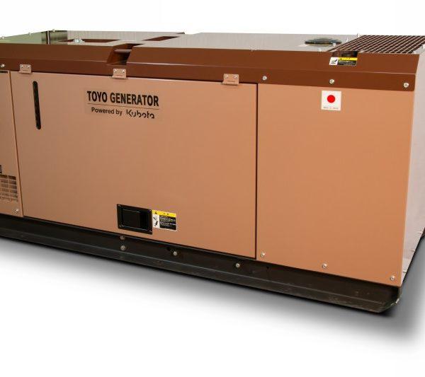 Дизельный генератор TOYO TG-30SBS08