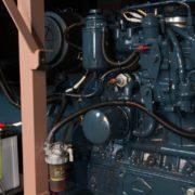 Дизельный генератор TOYO TG-30SBS12