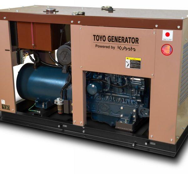 Дизельный генератор TOYO TG-30SPC01