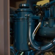 Дизельный генератор TOYO TG-30SPC17