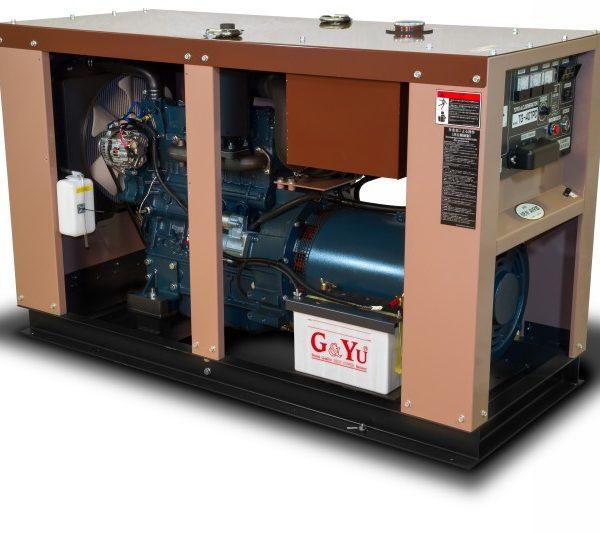 Дизельный генератор TOYO TG-30SPC41