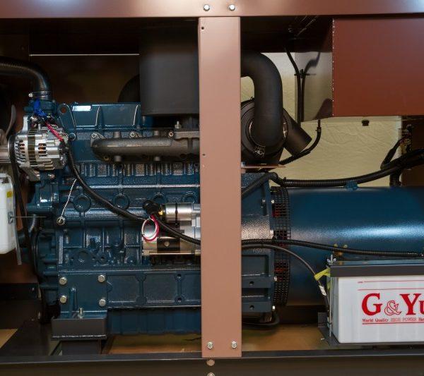Дизельный генератор TOYO TG-30SPC42