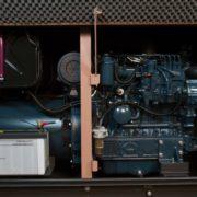 Дизельный генератор TOYO TG-40TBS11