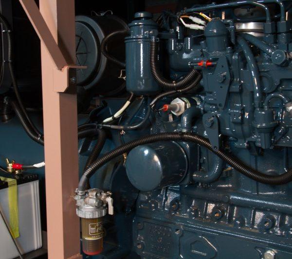 Дизельный генератор TOYO TG-40TBS12