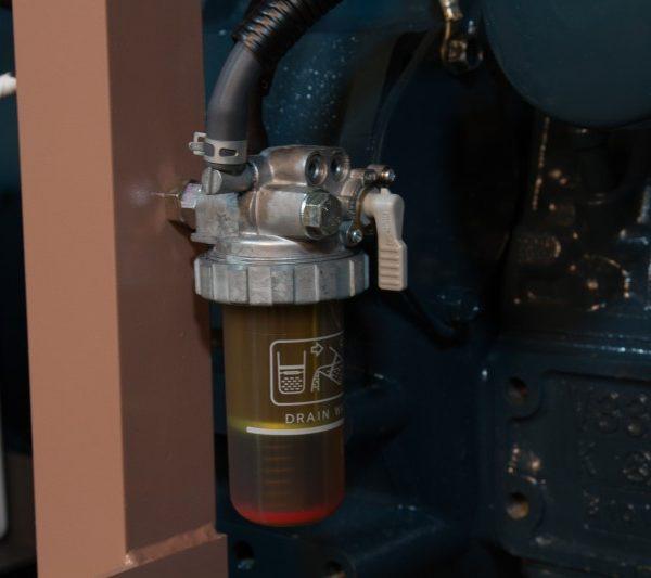 Дизельный генератор TOYO TG-40TBS14