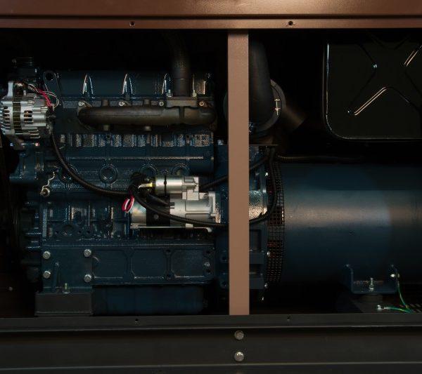 Дизельный генератор TOYO TG-40TBS24