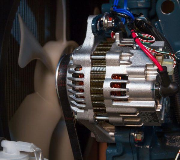 Дизельный генератор TOYO TG-40TBS25