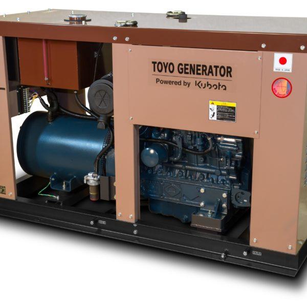 Дизельный генератор TOYO TG-40TPC04