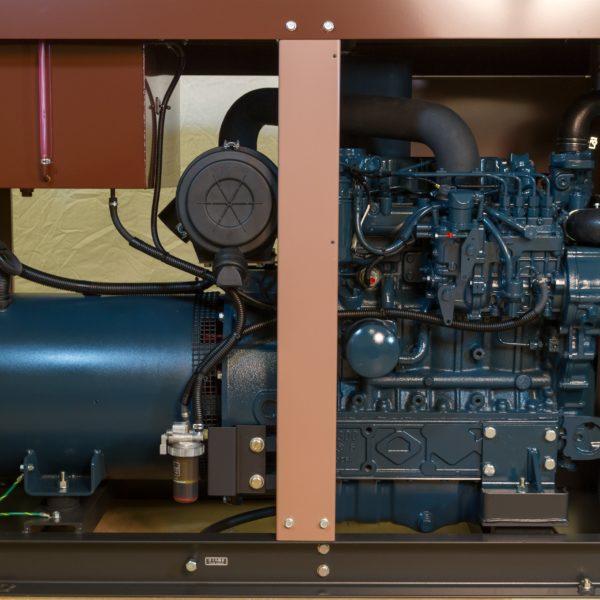 Дизельный генератор TOYO TG-40TPC06