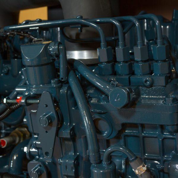Дизельный генератор TOYO TG-40TPC07