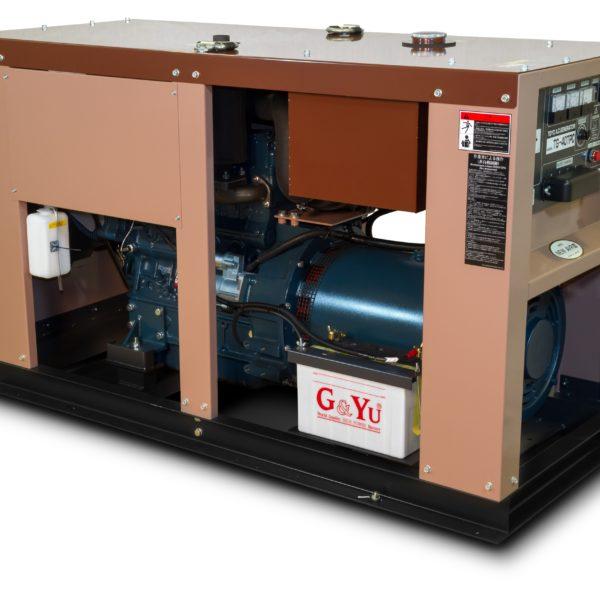 Дизельный генератор TOYO TG-40TPC24