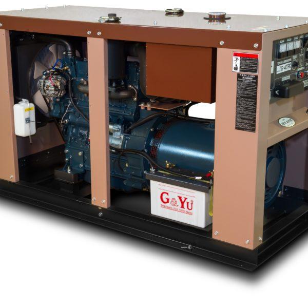 Дизельный генератор TOYO TG-40TPC25