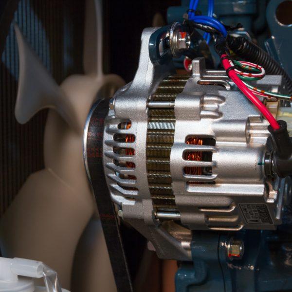 Дизельный генератор TOYO TG-40TPC28