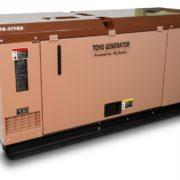 Дизельный генератор TOYO TG-47TBS09